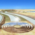 Solar Collectors covering 0.3 percent of Sahara could p...