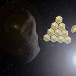 Solar Sail Arrays Could be Used to Divert Incoming Aste...