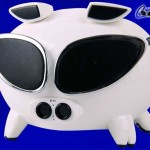 Speakal's iPig for iPod tunes