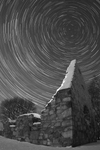 Star Trails in the North