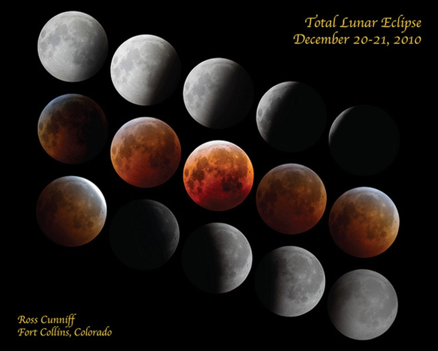 Total Lunar Eclipse to coincide with Winter Solstice in almost 400 ...