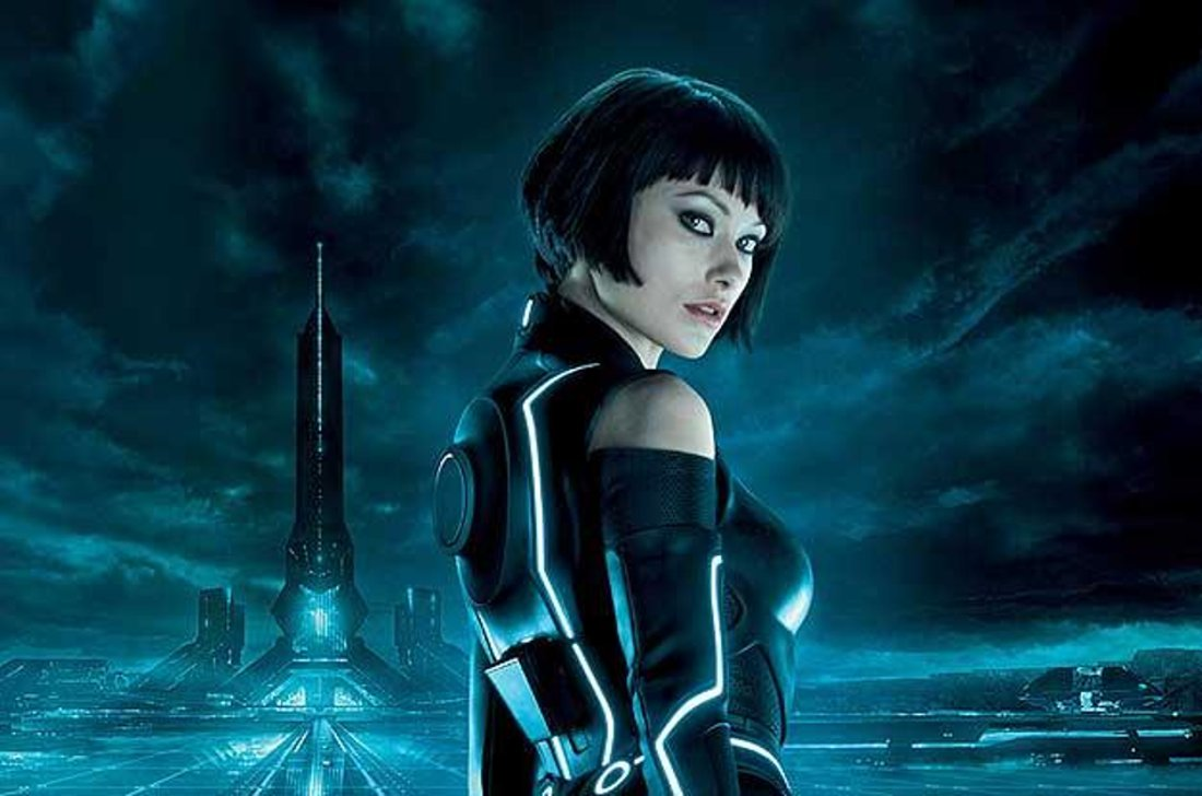 Tron First Look