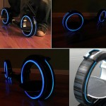 Tron Skatecycle (video)