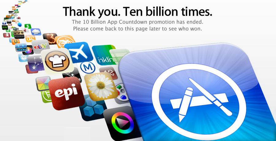 10 Billion Apps