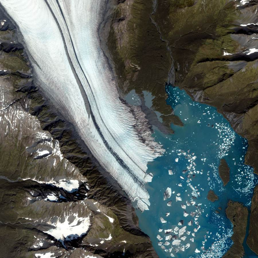 Bear Glacier