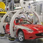 Behind the Closed Doors of Ferrari's Maranello factory