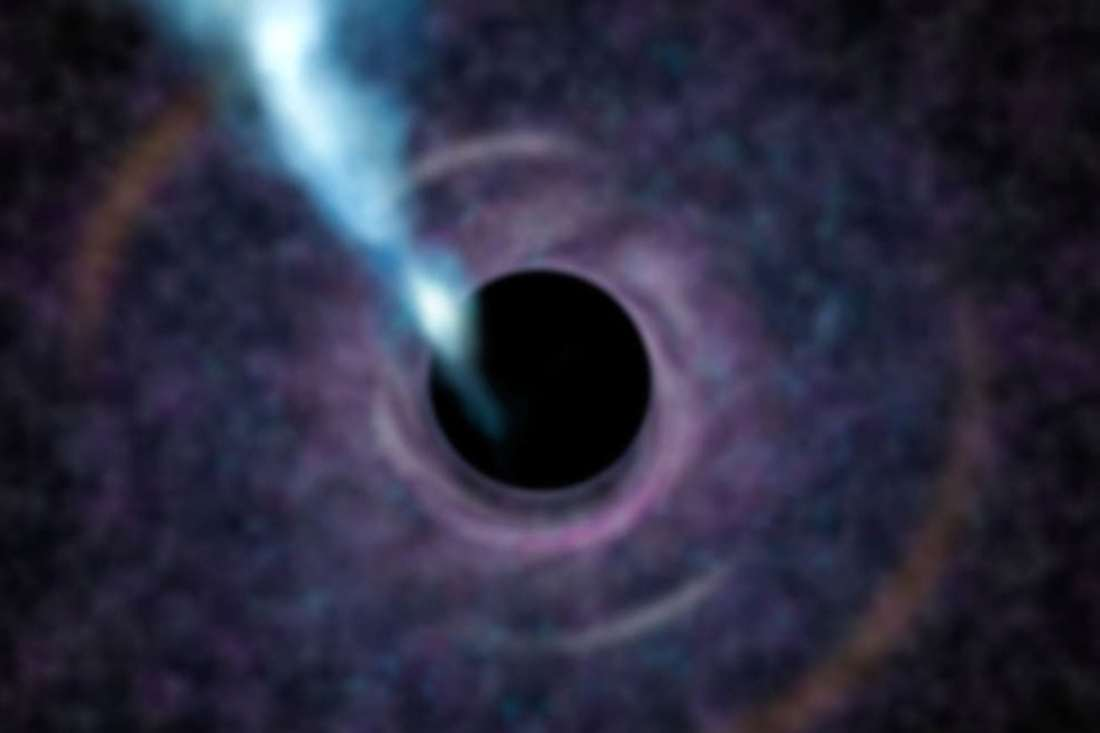 back holes It is often said that nothing can escape from a black hole but in 1974, stephen  hawking realized that, owing to quantum effects, black holes should emit  particles.