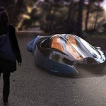 Chase 2053- concept airplane-car