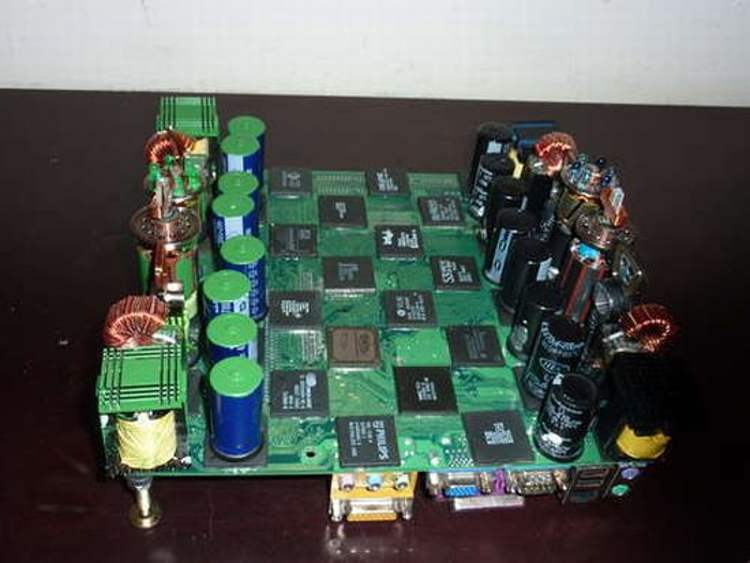 Chess Sets 4