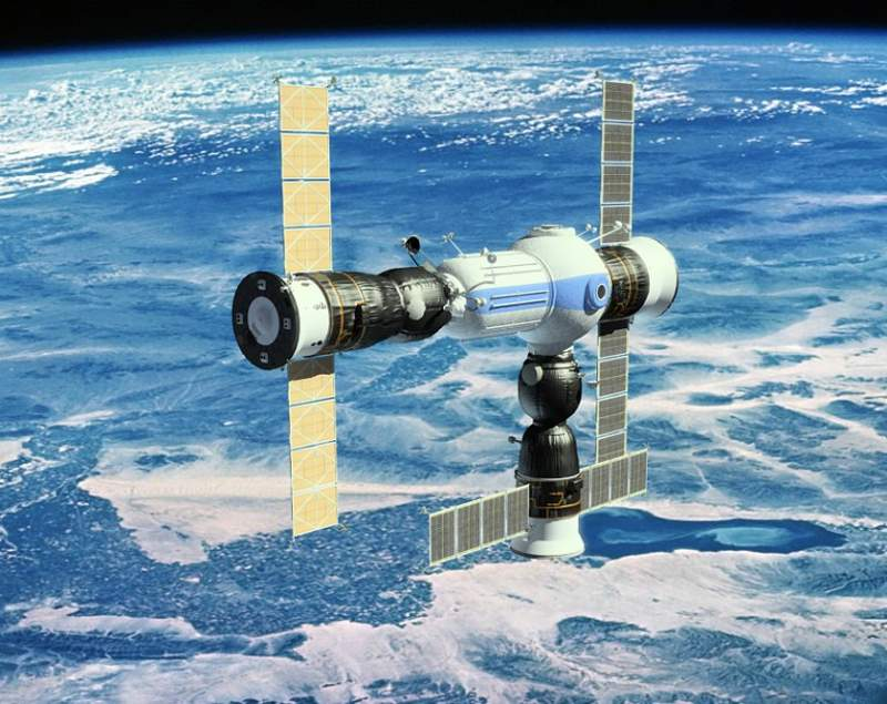 Commercial Space Station4