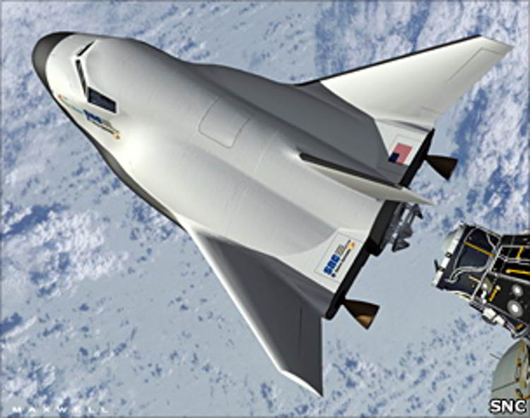 Dream Chaser vehicle 2