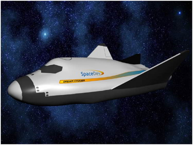 Dream Chaser vehicle 4
