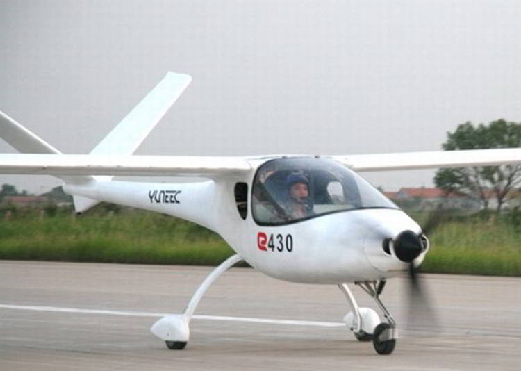 Wordlesstech electric aircrafts for our green future for Electric motor for aircraft