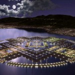 Harvest City- Floating Agricultural and Industrial City...