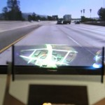 Heads up Displays with Laser is the Future (video)