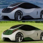 Honda Native concept the Color changing car