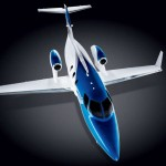 Hondajet's Fuel-Efficient first Flight [update]