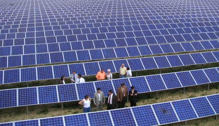 World's largest solar park2