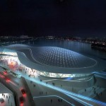 Kaohsiung Port Terminal from Asymptote Architecture