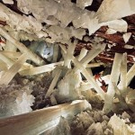 Lost Crystal Cave in Naica
