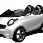 New Smart Roadster design