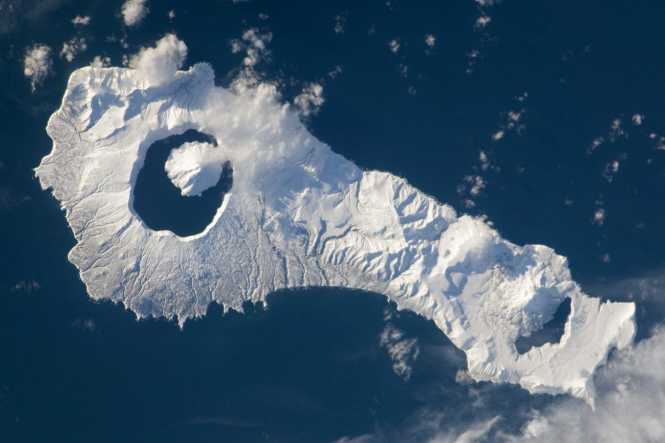 Onekotan and Kuril Islands