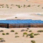 Solar Energy Desalination Plant in UAE