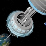 Space Elevator from Carbon Nanotubes