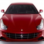 The practical four-seat V12 Ferrari FF (updated)