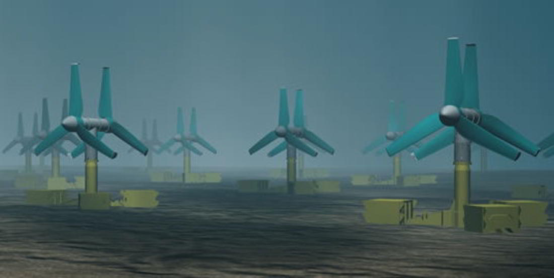 Tidal Power Plant For India