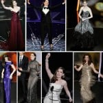 Anne Hathaway during the 83rd Academy Awards