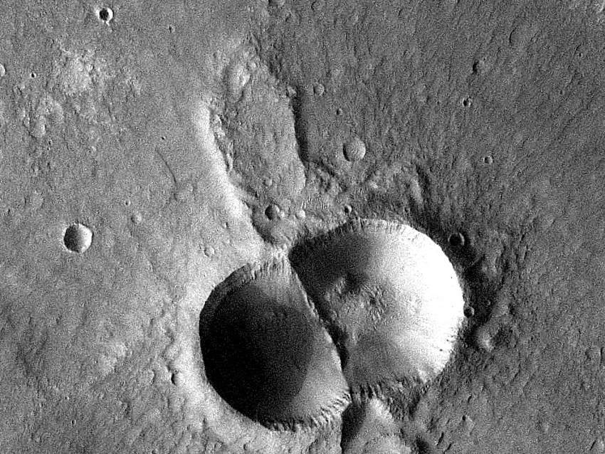 Dual Crater
