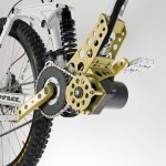 EGO-Kit electric for the mountain bike (video)