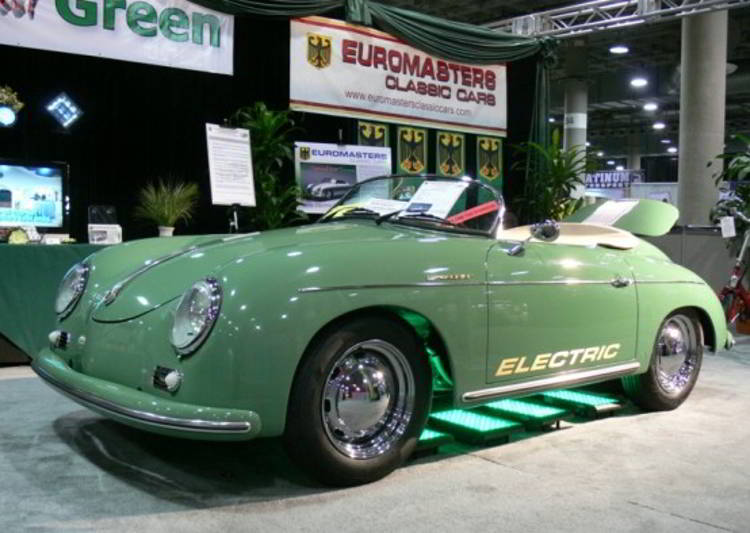 Electric Classic Porsche Replicas Wordlesstech