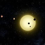 Exoplanet hunter finds multi-planet Solar Systems