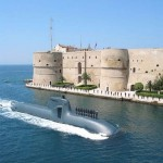 Germany's stealth submarine propelled by hydrogen fuel ...
