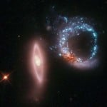 Giant ring of Black holes discovered