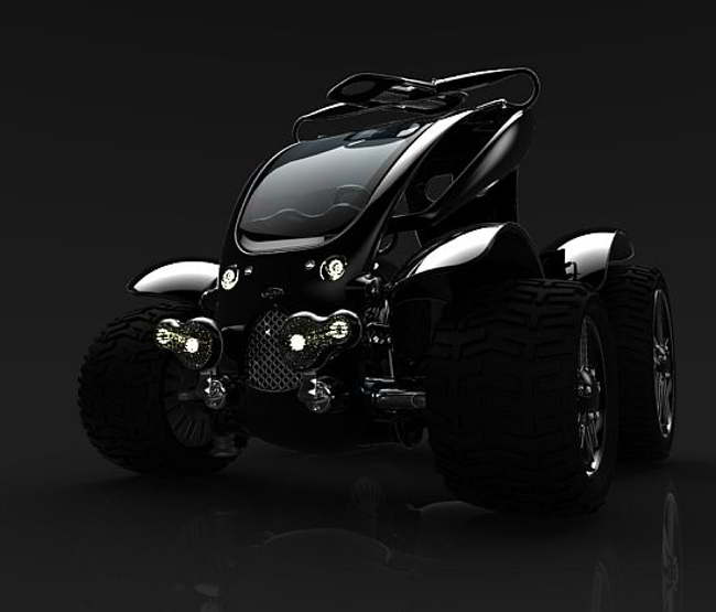Grasshopper Electric Off Road Vehicle Wordlesstech