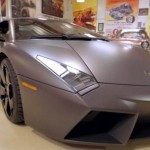 Lamborghini Reventon (video)