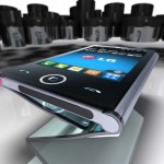 LG Triptych concept tablet-phone
