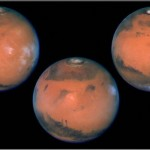 Mars flyby (video)