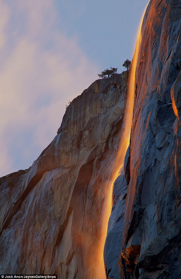 Natural Firefall