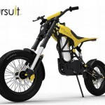 O2 Pursuit bike is using air as fuel