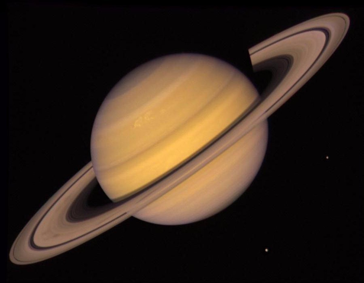 planet saturn rings -#main
