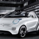 Smart ForSpeed electric concept (video)