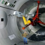 World's biggest wind tunnel that tests aircraft to thei...