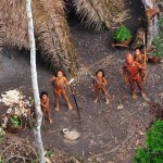 Newly discovered Amazon tribe captured on video