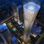 Z15 Tower- the tallest building in Beijing