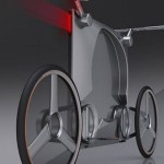 Alpha solar bicycle