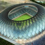Artificial clouds for 2022 Qatar World Cup